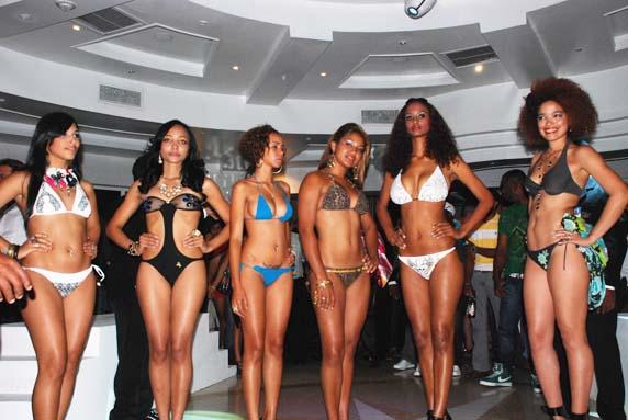 Fotos del concurso de bikini