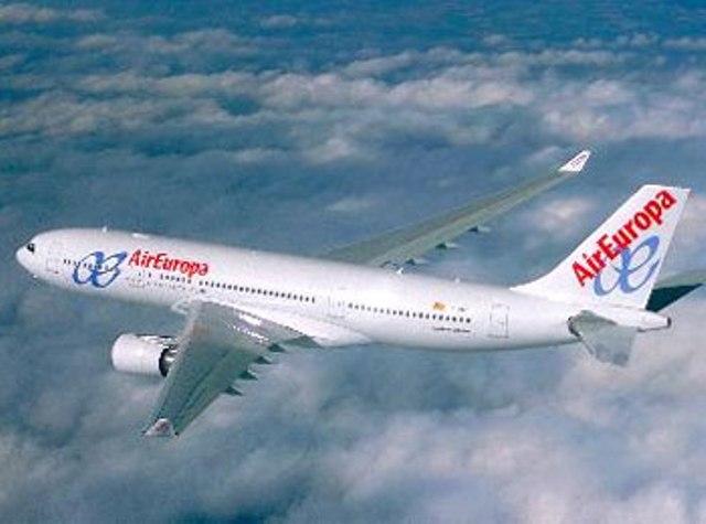 Inician vuelos air europa conectan espa a puerto plata for Oficinas de air europa en madrid