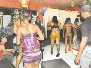 fiesta de prostitutas trabajo en prostibulo