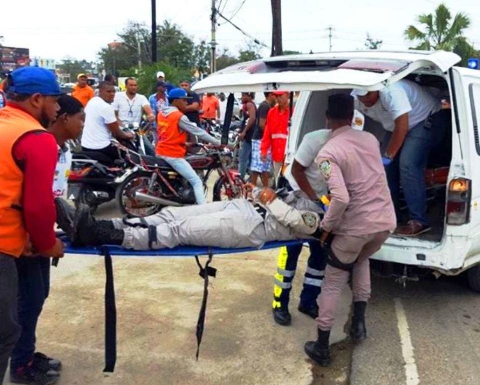 Resultado de imagen para Accidentes ocurrido este sabado santo en territorio dominicano